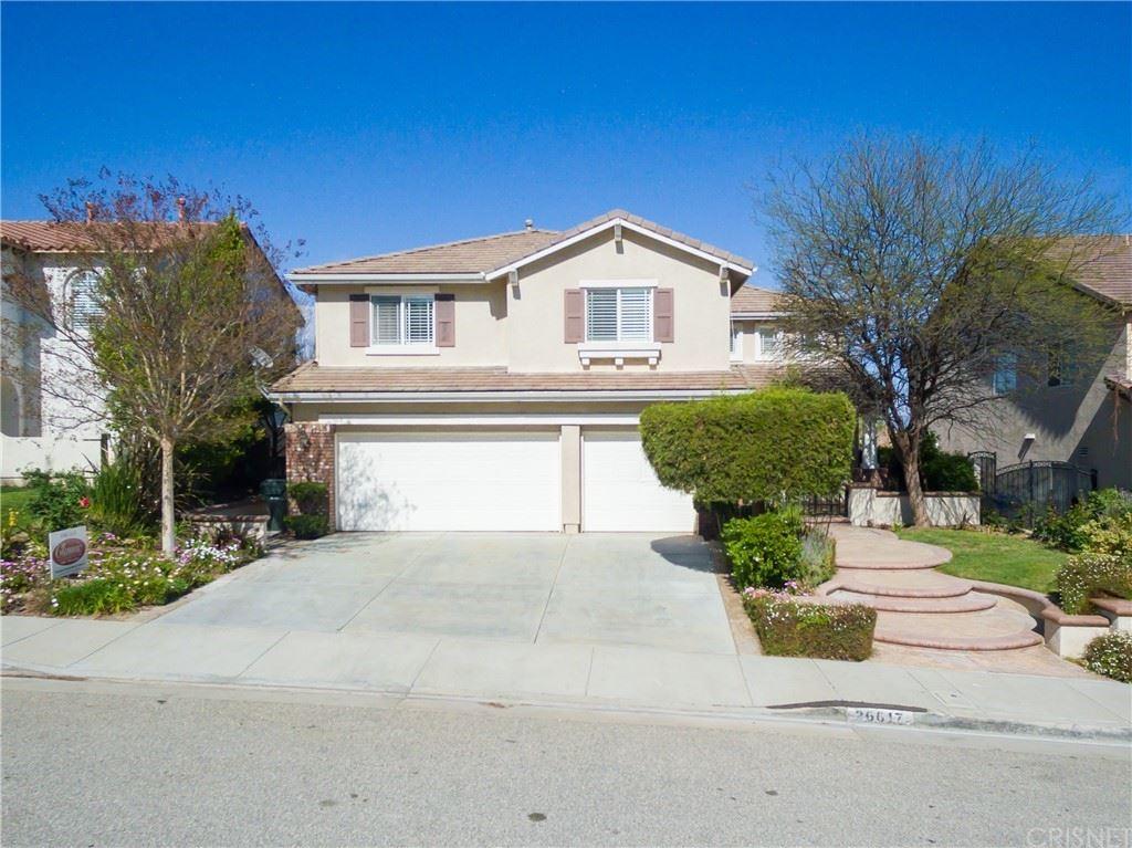 Photo for 26617 Shakespeare Lane, Stevenson Ranch, CA 91381 (MLS # SR21144295)