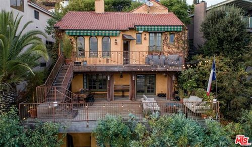 Photo of 7860 Fareholm Drive, Los Angeles, CA 90046 (MLS # 20663296)
