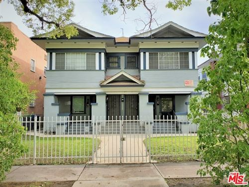 Photo of 836 W 40TH Place, Los Angeles, CA 90037 (MLS # 21750296)