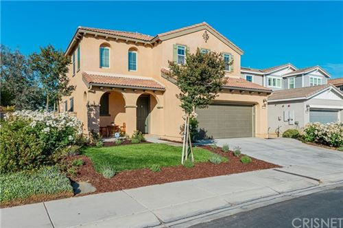 Photo of 24240 La Montura Drive, Valencia, CA 91354 (MLS # SR21121296)