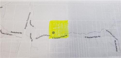 Photo of 0 Vac/Soledad Pass Drt /Vic Hill, Acton, CA 93510 (MLS # SR21184296)