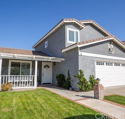 27646 Buckskin Drive, Castaic, CA 91384 - MLS#: SR20133296
