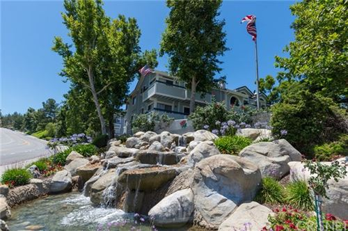 Photo of 26788 Claudette Street #354, Canyon Country, CA 91351 (MLS # SR20102297)