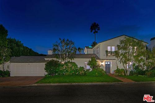 Photo of 1718 AMBASSADOR Avenue, Beverly Hills, CA 90210 (MLS # 19518298)