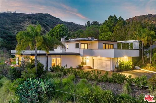 Photo of 1687 Clear View Drive, Beverly Hills, CA 90210 (MLS # 20599298)