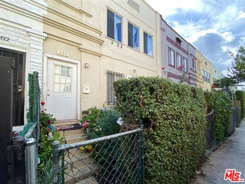 Photo of 204 Columbia Place, Los Angeles, CA 90026 (MLS # 21684298)