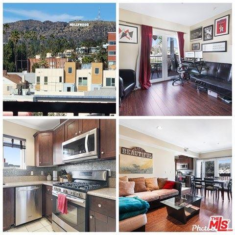 Photo of 5633 Carlton Way #404, Los Angeles, CA 90028 (MLS # 21692298)