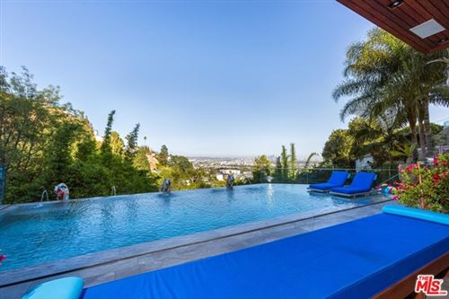 Photo of 8356 SUNSET VIEW Drive, Los Angeles, CA 90069 (MLS # 21759298)