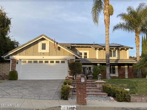 Photo of 2267 Knollcrest Place, Westlake Village, CA 91361 (MLS # 221000298)
