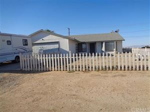 Photo of 8343 Jimson Avenue, California City, CA 93505 (MLS # CV19242298)