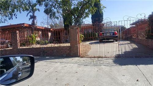 Photo of 12860 Weidner Street, Pacoima, CA 91331 (MLS # IN21007298)