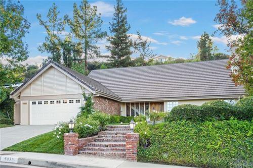 Photo of 4035 Tarrybrae Terrace, Tarzana, CA 91356 (MLS # SR21235298)