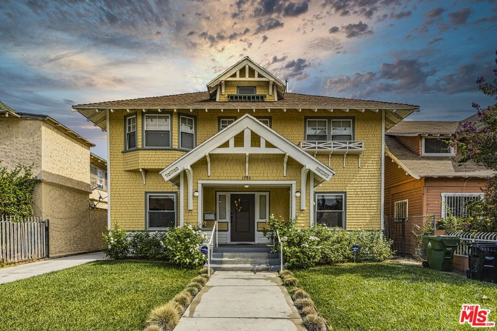 1740 S Harvard Boulevard, Los Angeles, CA 90006 - MLS#: 21777298