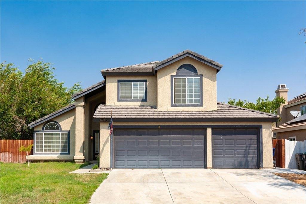4715 Adela Court, Palmdale, CA 93552 - MLS#: SR21182298