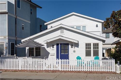 Photo of 311 Lindo Avenue, Newport Beach, CA 92661 (MLS # IV20230299)