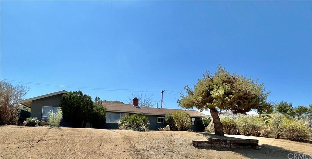 55519 Iona Lane, Yucca Valley, CA 92284 - MLS#: JT21215299