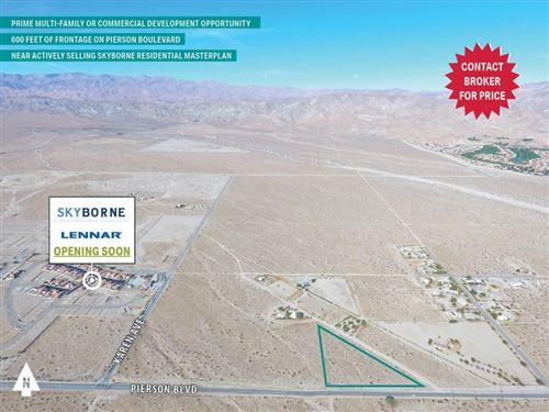 Photo of 0 Pierson Boulevard, Desert Hot Springs, CA 92240 (MLS # 219061872DA)