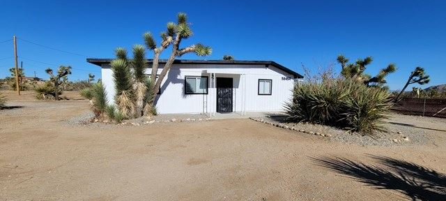 58454 Buena Vista Drive, Yucca Valley, CA 92284 - MLS#: 219054052DA