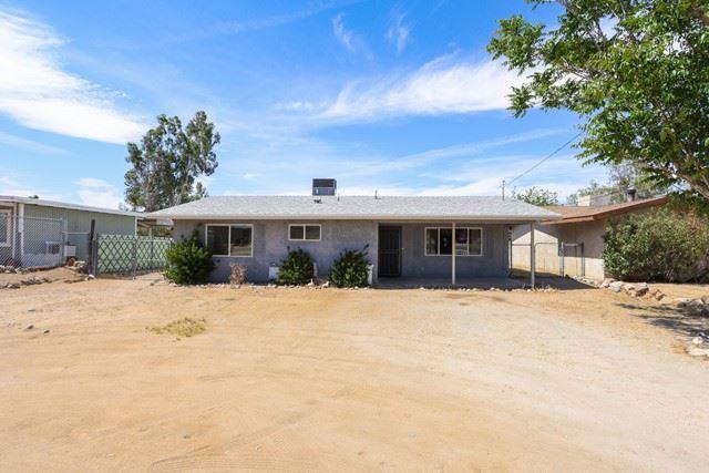 58684 Barron Drive, Yucca Valley, CA 92284 - MLS#: 219063192DA