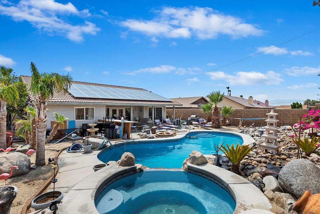 13175 La Mesa Drive, Desert Hot Springs, CA 92240 - MLS#: 219065052DA