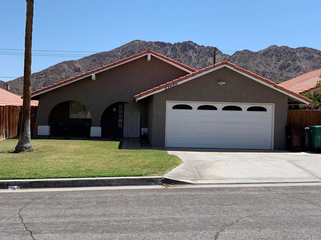53650 Avenida Vallejo, La Quinta, CA 92253 - MLS#: 219065752DA