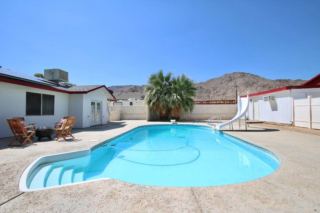 6924 El Sol Avenue, Twentynine Palms, CA 92277 - MLS#: 219066612DA
