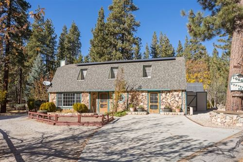 Photo of 1050 Canyon Road, Fawnskin, CA 92333 (MLS # 219032852PS)