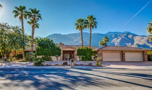 Photo of 3223 E Bogert Trail, Palm Springs, CA 92264 (MLS # 219036902PS)