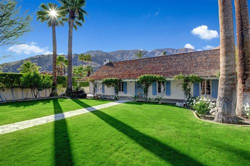 Photo of 831 Mission Road, Palm Springs, CA 92262 (MLS # 219037022PS)