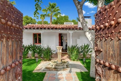 Photo for 280 W Cortez Road, Palm Springs, CA 92262 (MLS # 219055022PS)
