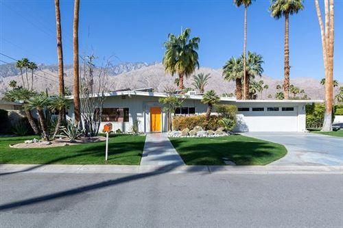 Photo of 1033 S Calle De Maria, Palm Springs, CA 92264 (MLS # 219057972PS)