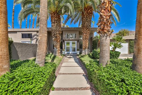 Photo of 2252 S Caliente Drive, Palm Springs, CA 92264 (MLS # 219065222PS)