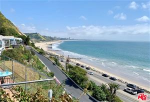 Photo of 17015 PACIFIC COAST Highway #10, Pacific Palisades, CA 90272 (MLS # 19451300)