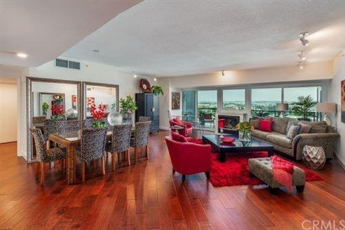 Photo of 13600 Marina Pointe Drive #1508, Marina del Rey, CA 90292 (MLS # IN21041300)