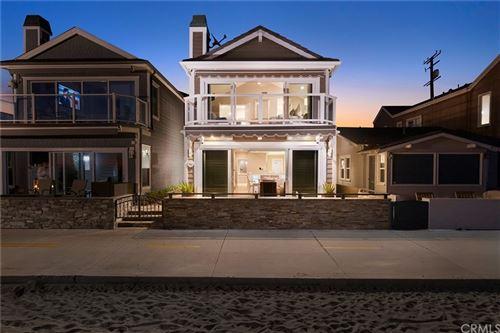 Photo of 2712 W Oceanfront, Newport Beach, CA 92663 (MLS # NP21233300)