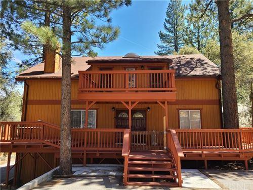 Photo of 1808 Freeman Drive, Pine Mtn Club, CA 93222 (MLS # SR21069300)