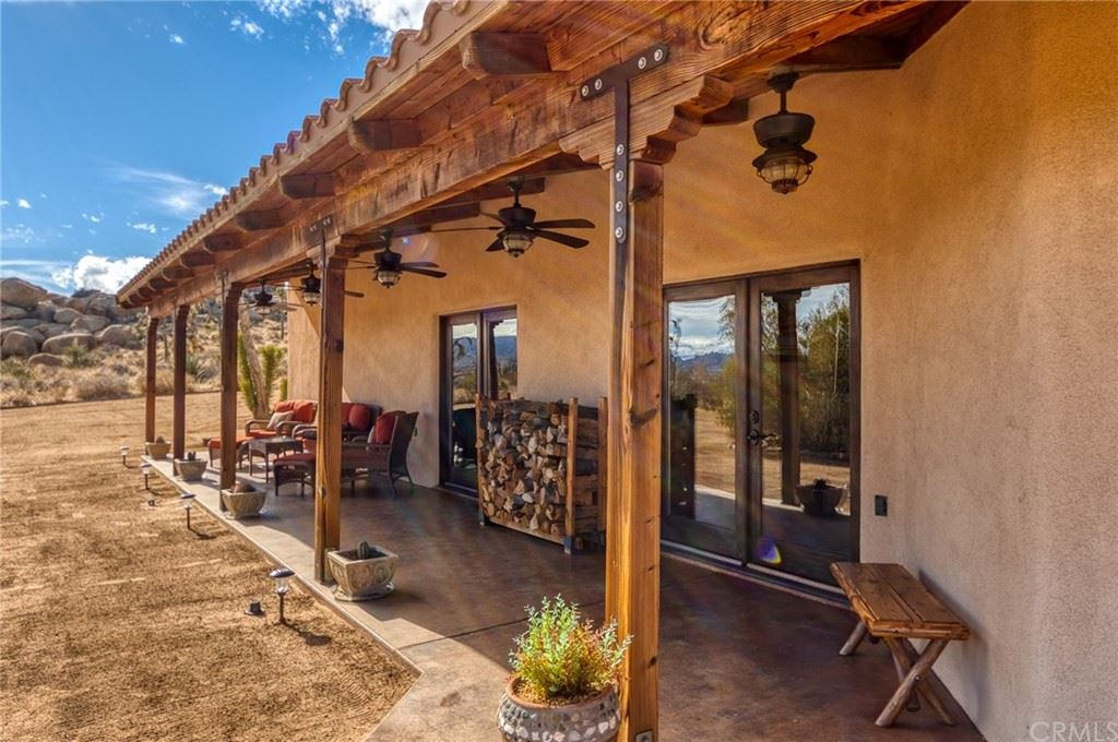 51901 Gamma Gulch Road, Pioneertown, CA 92268 - MLS#: JT21027300
