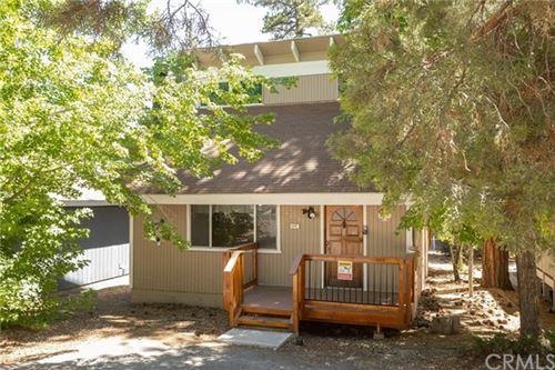 Photo of 42707 Cougar Road, Big Bear, CA 92315 (MLS # PW20166301)
