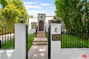 Photo of 8723 RANGELY Avenue, West Hollywood, CA 90048 (MLS # 19497302)