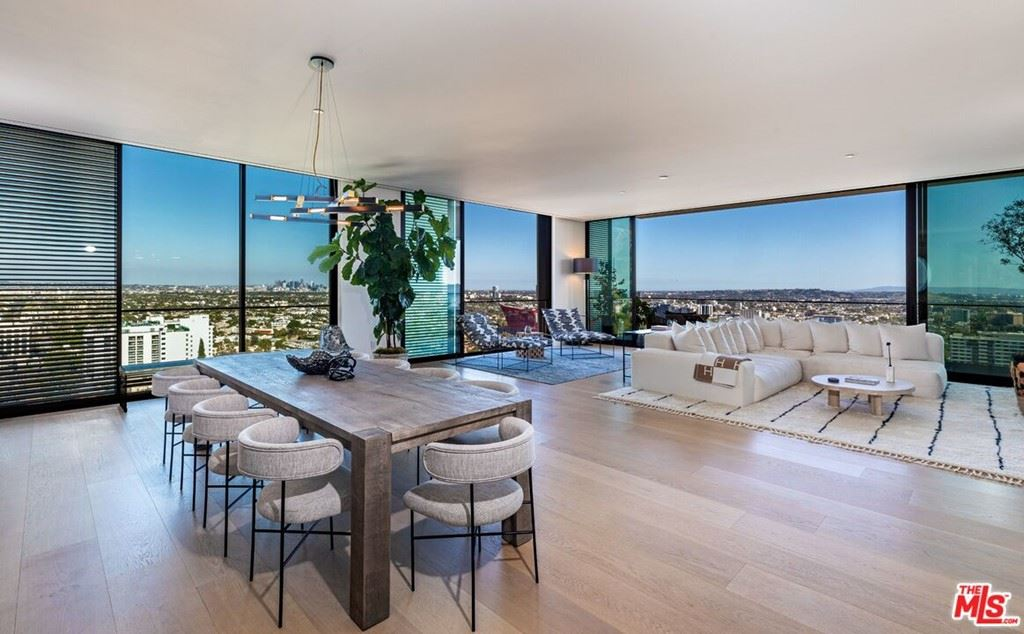 Photo of 9040 W Sunset Boulevard #PHB, West Hollywood, CA 90069 (MLS # 21765302)