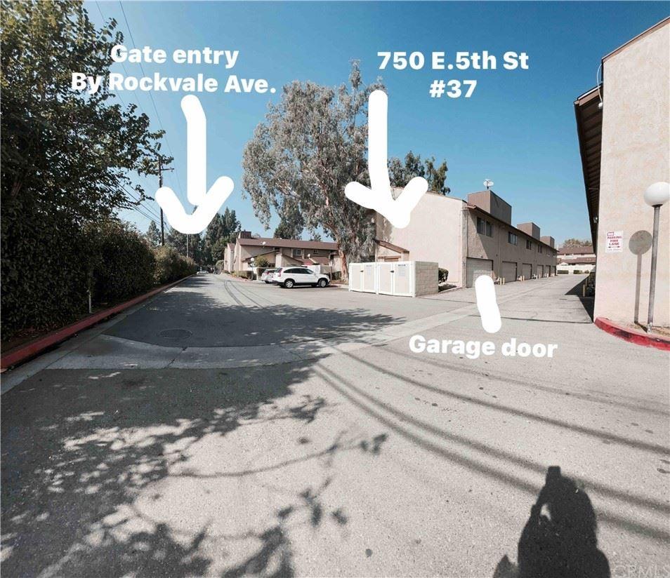 750 E 5th Street #37, Azusa, CA 91702 - MLS#: TR21127302