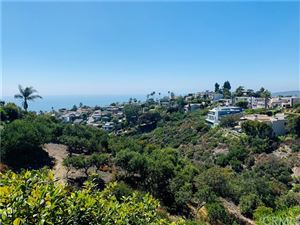 Photo of 1041 Santa Ana Street, Laguna Beach, CA 92651 (MLS # LG19197303)