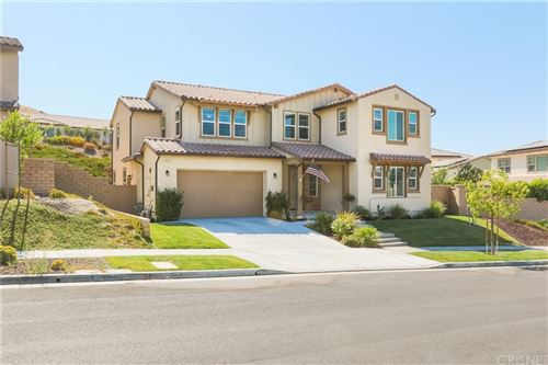 Photo of 25187 Cherry Ridge Drive, Canyon Country, CA 91387 (MLS # SR21166303)