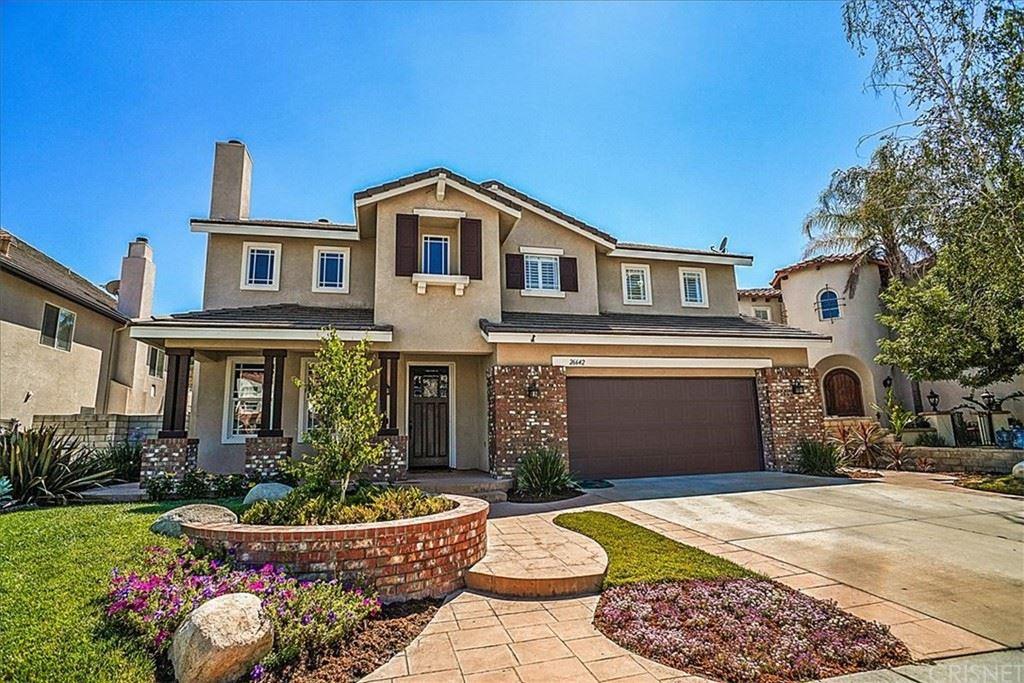 Photo for 26642 Shakespeare Lane, Stevenson Ranch, CA 91381 (MLS # SR21144303)