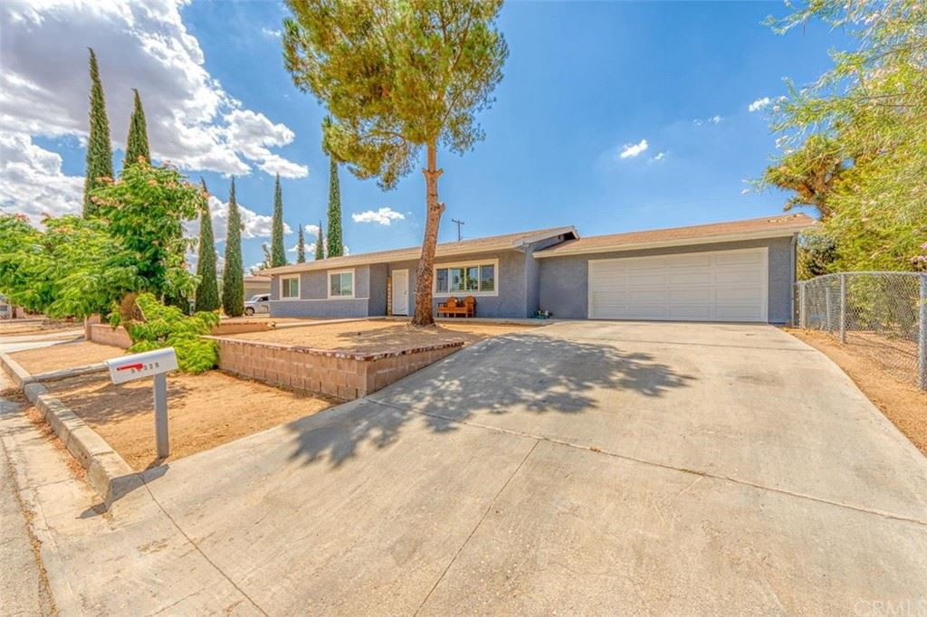 56329 Bonanza Drive, Yucca Valley, CA 92284 - MLS#: JT21153304