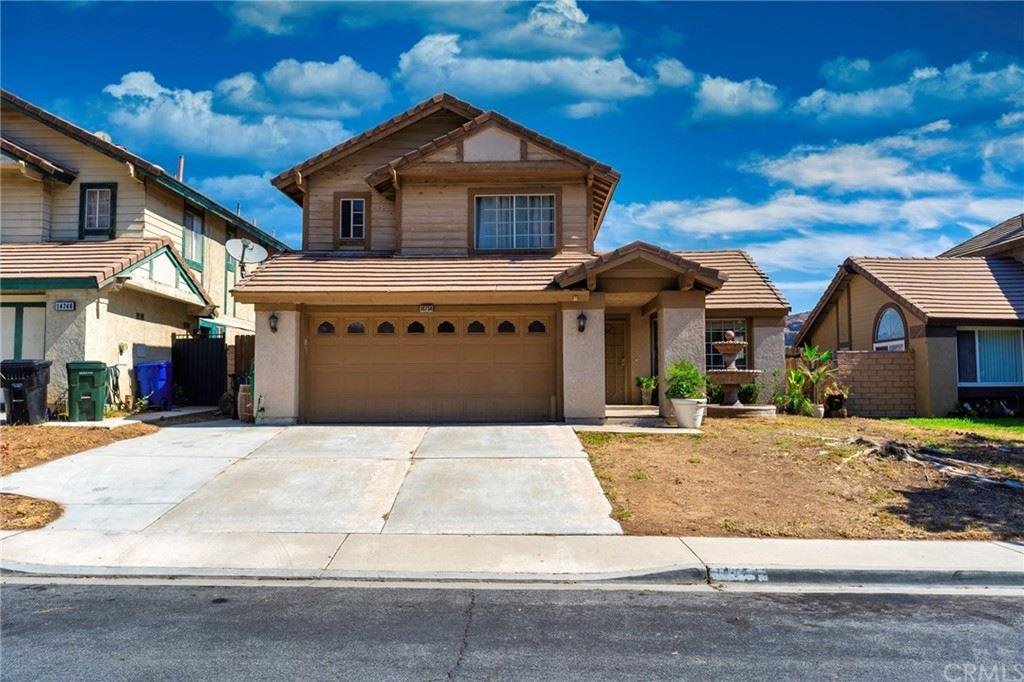14754 Weeping Willow Lane, Fontana, CA 92337 - MLS#: LG21131304