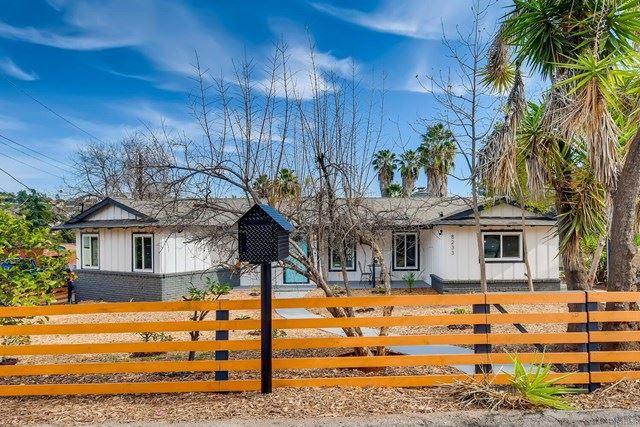 8233 Sunset Road, Lakeside, CA 92040 - #: NDP2100304