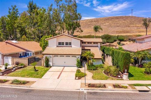 Photo of 5497 Maricopa Drive, Simi Valley, CA 93063 (MLS # 221003305)