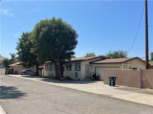 Photo of 17326 Kingsbury Street, Granada Hills, CA 91344 (MLS # SR21199305)