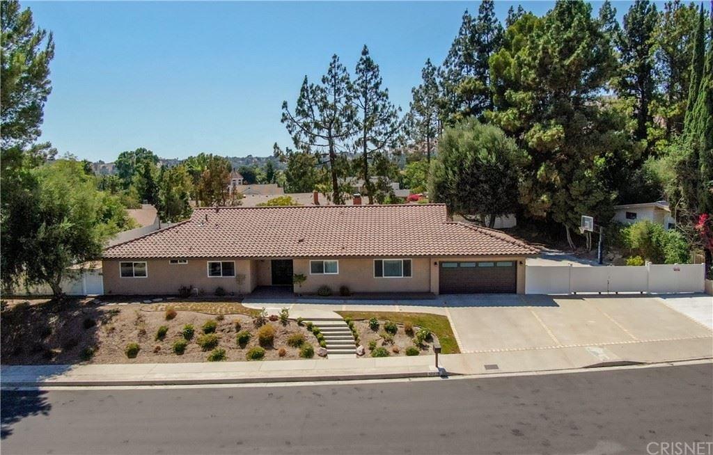 12425 Kenny Drive, Granada Hills, CA 91344 - #: SR21160305